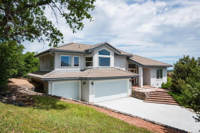 6092 Silver Thorn Run, Littleton, CO 80125 (#7880204) :: James Crocker Team