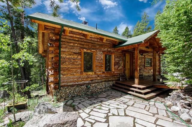 1184 Rainbow Road, Idaho Springs, CO 80452 (#7880535) :: The Griffith Home Team