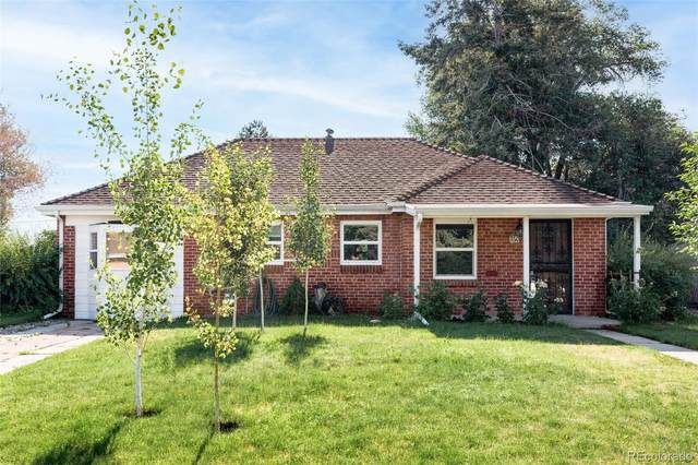 760 S Eliot Street, Denver, CO 80219 (MLS #7880550) :: Clare Day with Keller Williams Advantage Realty LLC