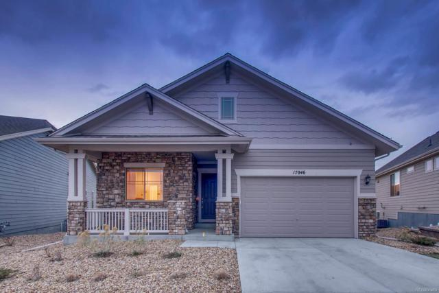 17046 W 85th Lane, Arvada, CO 80007 (#7880775) :: The Peak Properties Group