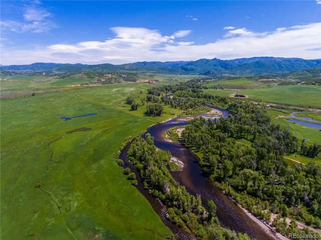 42105 County Road 44, Steamboat Springs, CO 80487 (MLS #7880803) :: Keller Williams Realty
