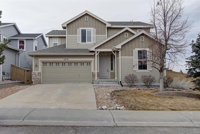 3231 Fox Sedge Lane, Highlands Ranch, CO 80126 (#7881101) :: The Peak Properties Group