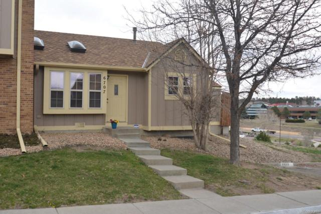 6707 Overland Drive, Colorado Springs, CO 80919 (MLS #7881155) :: 8z Real Estate