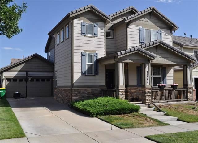 16445 E 97th Avenue, Commerce City, CO 80022 (MLS #7881326) :: 8z Real Estate