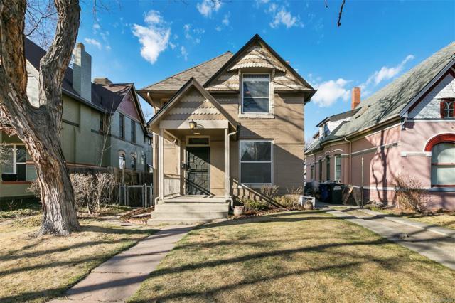 51 W Irvington Place, Denver, CO 80223 (#7881358) :: Bring Home Denver