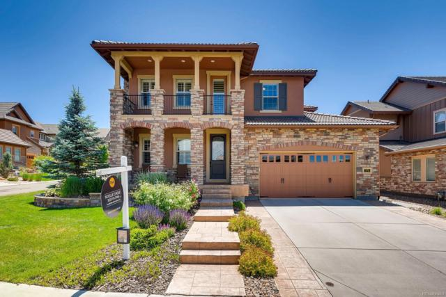474 Pine Flower Court, Highlands Ranch, CO 80126 (#7881507) :: The HomeSmiths Team - Keller Williams