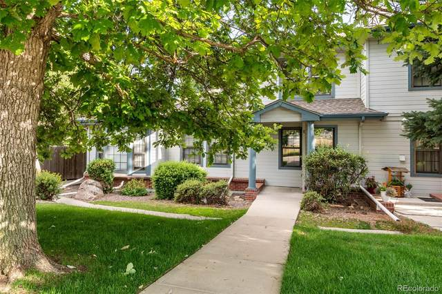 614 S Depew Street E, Lakewood, CO 80226 (#7881883) :: The Griffith Home Team