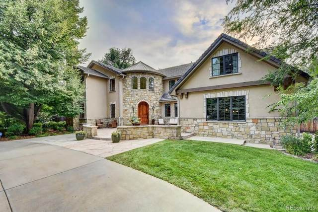 19 South Lane, Cherry Hills Village, CO 80113 (#7881997) :: iHomes Colorado