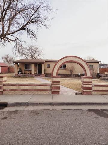 7270 E 68th Place, Commerce City, CO 80022 (#7882001) :: The Griffith Home Team