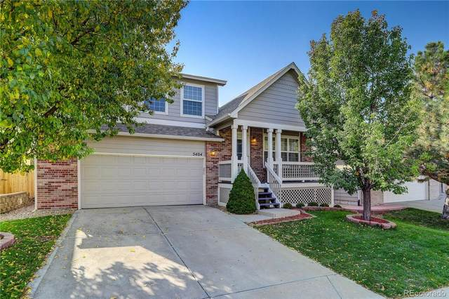 5404 S Versailles Street, Aurora, CO 80015 (#7882169) :: The DeGrood Team
