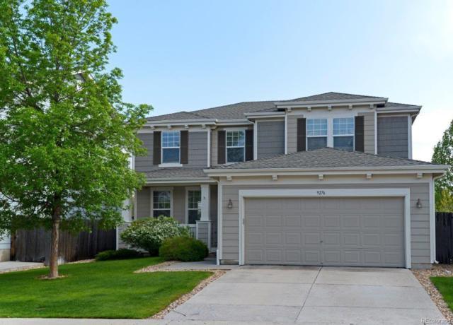 9276 W Swarthmore Drive, Littleton, CO 80123 (#7882212) :: Wisdom Real Estate