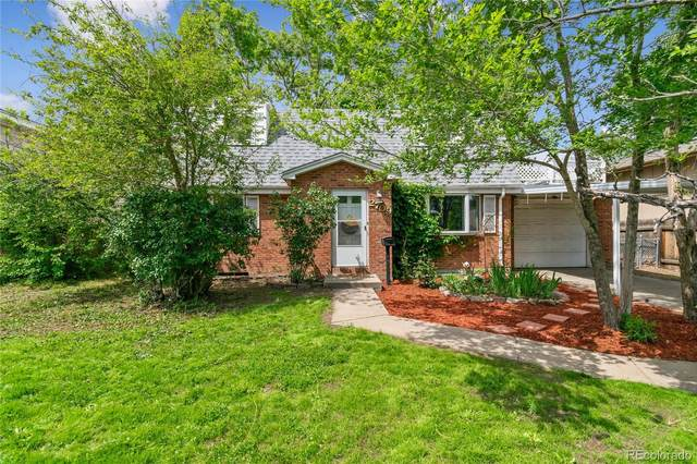 2709 W 13th Street, Greeley, CO 80634 (#7882625) :: The Griffith Home Team