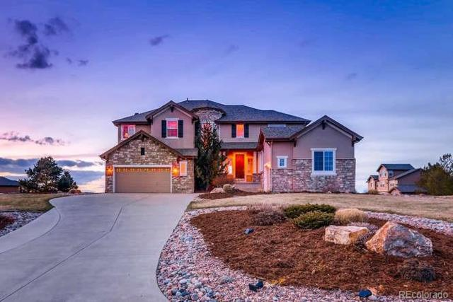 5265 Talavero Place, Parker, CO 80134 (#7883053) :: The Healey Group