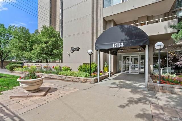 1313 N Williams Street #1103, Denver, CO 80218 (#7883410) :: Kimberly Austin Properties