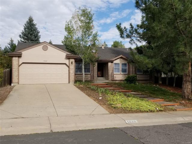 5022 S Granby Street, Aurora, CO 80015 (#7883705) :: The Peak Properties Group