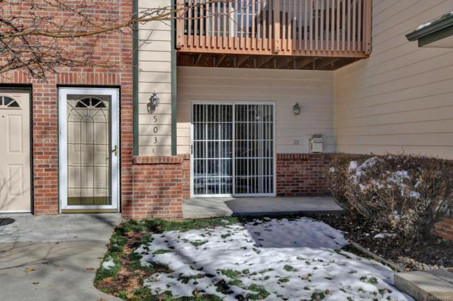 11051 Huron Street #503, Northglenn, CO 80234 (MLS #7883994) :: 8z Real Estate