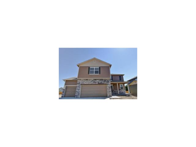 6447 N Flanders Court, Aurora, CO 80019 (MLS #7884445) :: 8z Real Estate