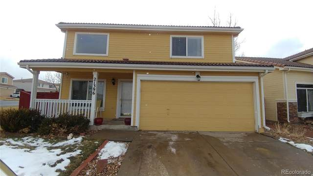 21396 E 40th Place, Denver, CO 80249 (#7884749) :: HomeSmart