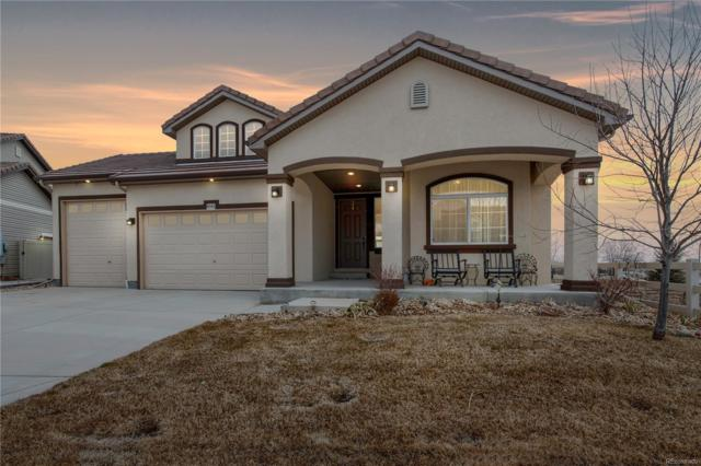 4545 Vinewood Way, Johnstown, CO 80534 (#7884843) :: Compass Colorado Realty