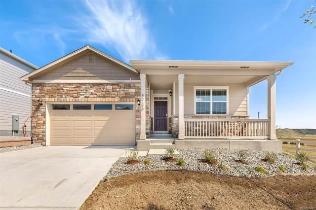 6347 N Halifax Court, Aurora, CO 80019 (#7885774) :: Harling Real Estate