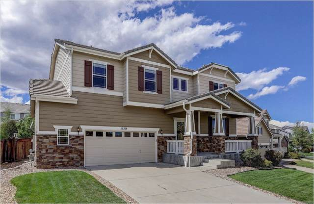 12219 S Eagle Hawk Trail, Parker, CO 80134 (#7886015) :: The Heyl Group at Keller Williams