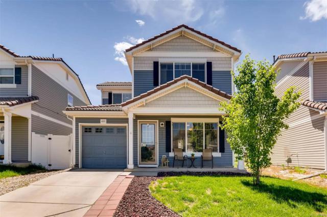4315 Orleans Street, Denver, CO 80249 (#7886111) :: The Peak Properties Group