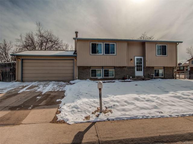 7114 W Hinsdale Drive, Littleton, CO 80128 (MLS #7886405) :: 8z Real Estate