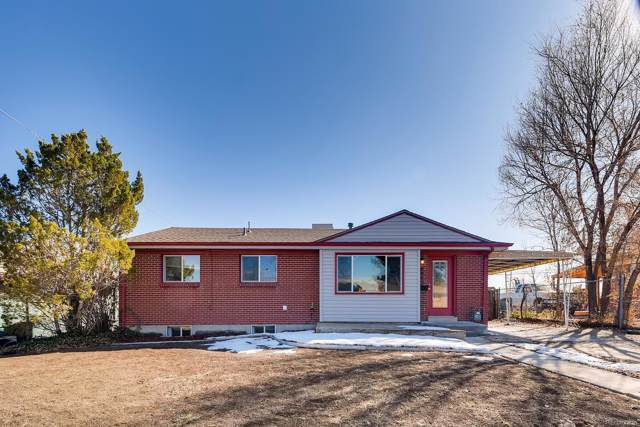 8640 Richard Road, Denver, CO 80229 (MLS #7888213) :: 8z Real Estate