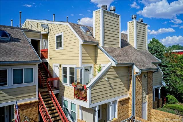 922 S Dearborn Way #14, Aurora, CO 80012 (#7888299) :: The Artisan Group at Keller Williams Premier Realty