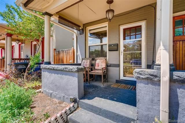 1111 W 13th Avenue, Denver, CO 80204 (MLS #7888511) :: Wheelhouse Realty