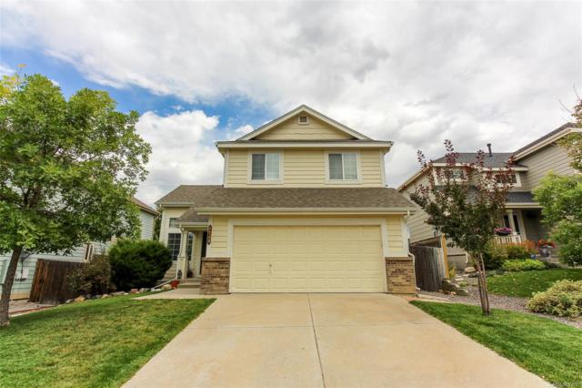 5748 S Zante Way, Aurora, CO 80015 (#7888635) :: The Peak Properties Group