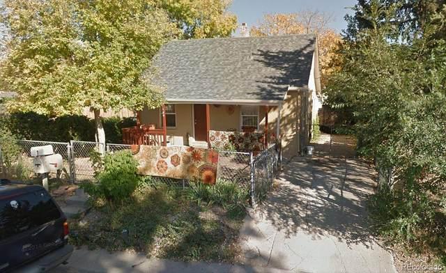 400 S Raleigh Street, Denver, CO 80219 (#7888637) :: The DeGrood Team