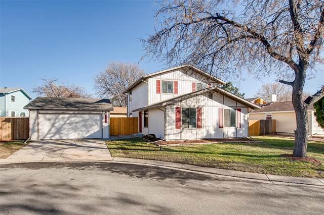 6323 W 92nd Place, Westminster, CO 80031 (#7888750) :: The DeGrood Team