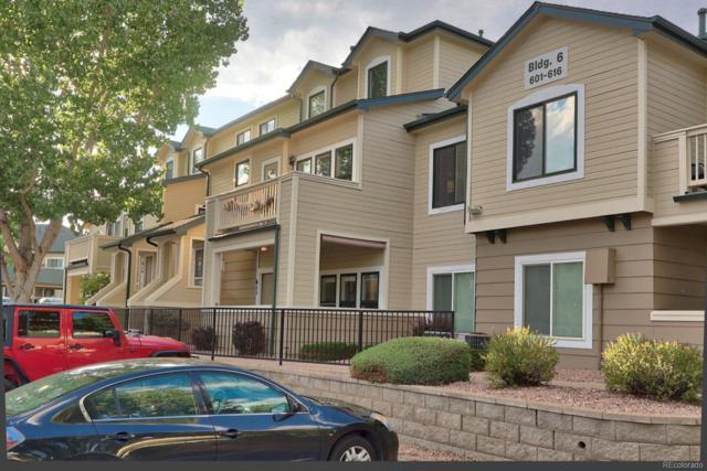 8707 E Florida Avenue #611, Denver, CO 80247 (#7888861) :: Wisdom Real Estate