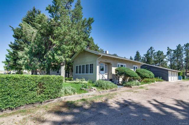 410 Comanche Street, Kiowa, CO 80117 (MLS #7889264) :: 8z Real Estate