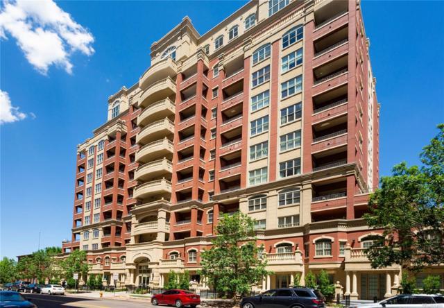 1950 N Logan Street #312, Littleton, CO 80203 (#7889375) :: Mile High Luxury Real Estate