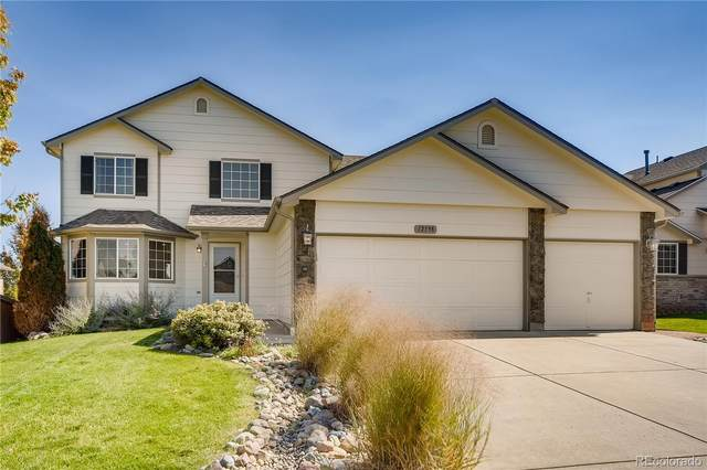 12598 Prince Creek Drive, Parker, CO 80134 (#7889432) :: The DeGrood Team