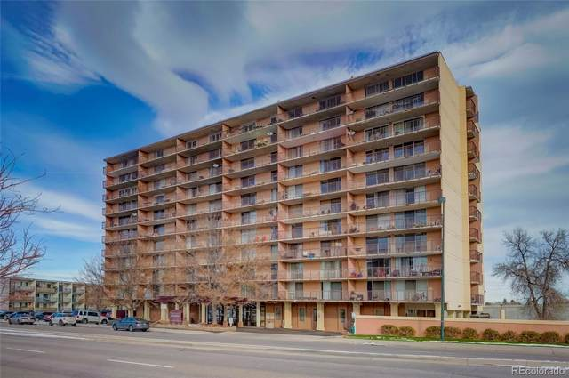 2225 Buchtel Boulevard #306, Denver, CO 80210 (#7889680) :: The HomeSmiths Team - Keller Williams