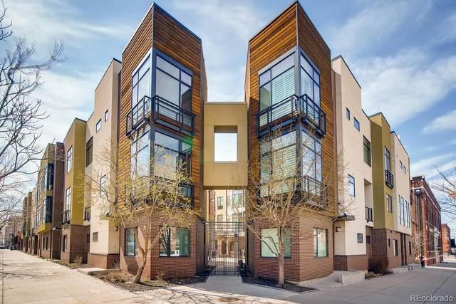 2345 Walnut Street #20, Denver, CO 80205 (#7890227) :: Wisdom Real Estate