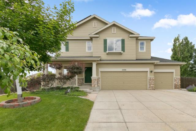10581 Vaughn Court, Commerce City, CO 80022 (#7890506) :: The DeGrood Team