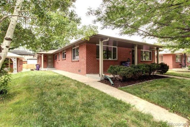 1144 Krameria Street, Denver, CO 80220 (MLS #7890569) :: 8z Real Estate