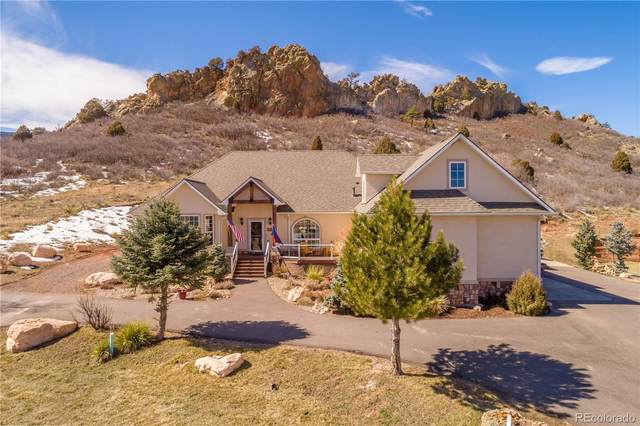 6333 Wauconda Drive, Larkspur, CO 80118 (#7890592) :: Keller Williams Action Realty LLC