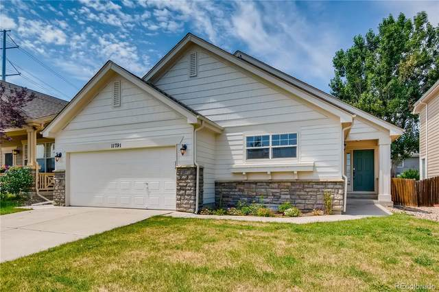11791 Night Heron Drive, Parker, CO 80134 (#7890644) :: The Colorado Foothills Team | Berkshire Hathaway Elevated Living Real Estate