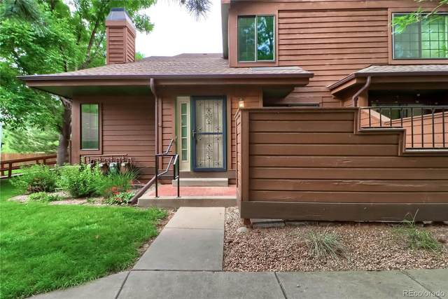 9455 W 81st Avenue C, Arvada, CO 80005 (#7890977) :: Kimberly Austin Properties