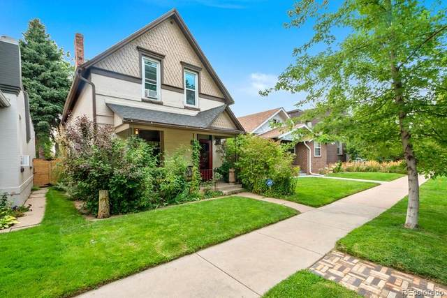 1745 S Pennsylvania Street, Denver, CO 80210 (#7891413) :: Colorado Home Finder Realty