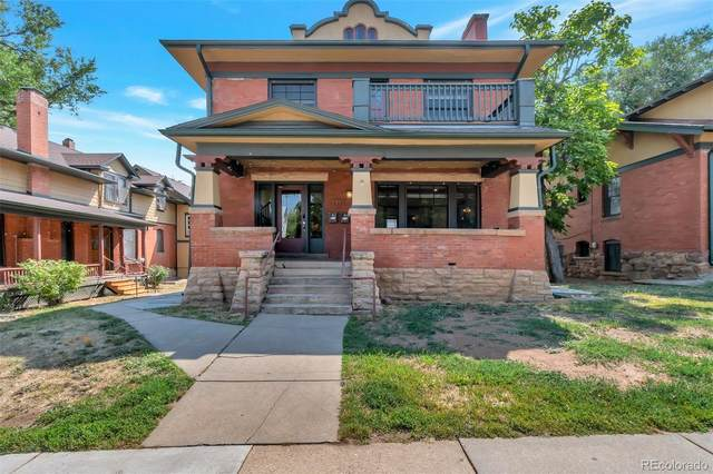 1110 10th Street, Boulder, CO 80302 (#7891525) :: Compass Colorado Realty