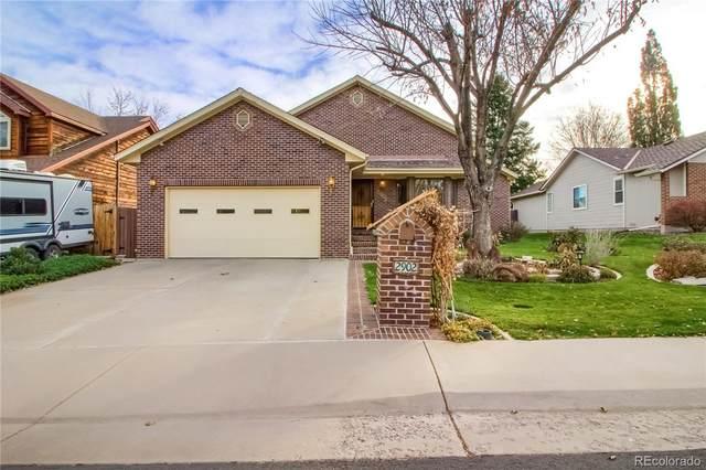 2902 S Uinta Street, Denver, CO 80231 (MLS #7892006) :: 8z Real Estate
