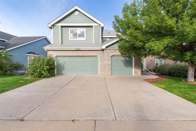 281 Western Sand Place, Loveland, CO 80537 (MLS #7892135) :: Kittle Real Estate