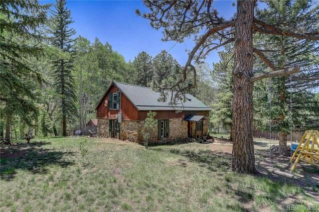 109 Heide Road, Shawnee, CO 80475 (#7892910) :: The Colorado Foothills Team | Berkshire Hathaway Elevated Living Real Estate