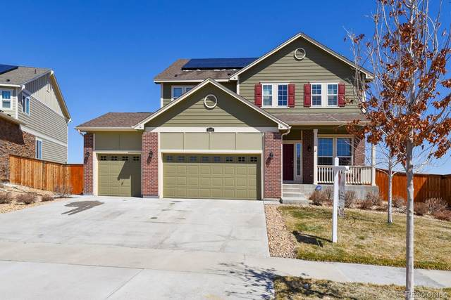 3180 S Nepal Way, Aurora, CO 80013 (MLS #7893075) :: The Sam Biller Home Team